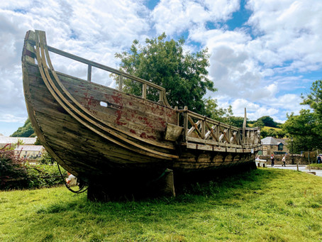 Learning by Being There: Shipwrecks and Diving at the Shipwreck Museum