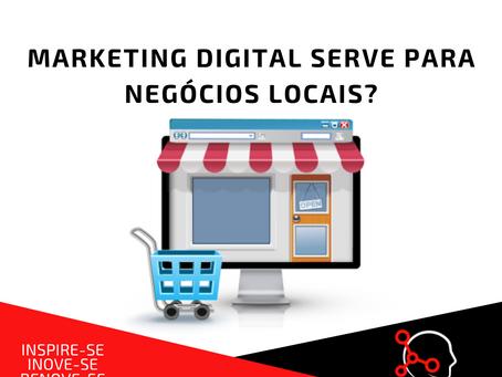 Marketing Digital serve para negócios locais?