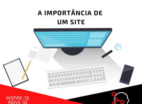 A importância de um site