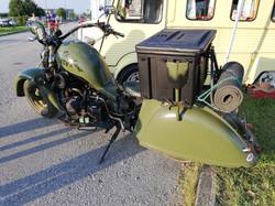 Moto 2cv