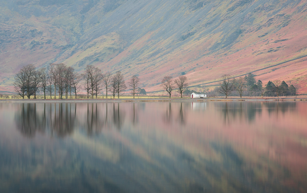 Buttermere Fishing Hut