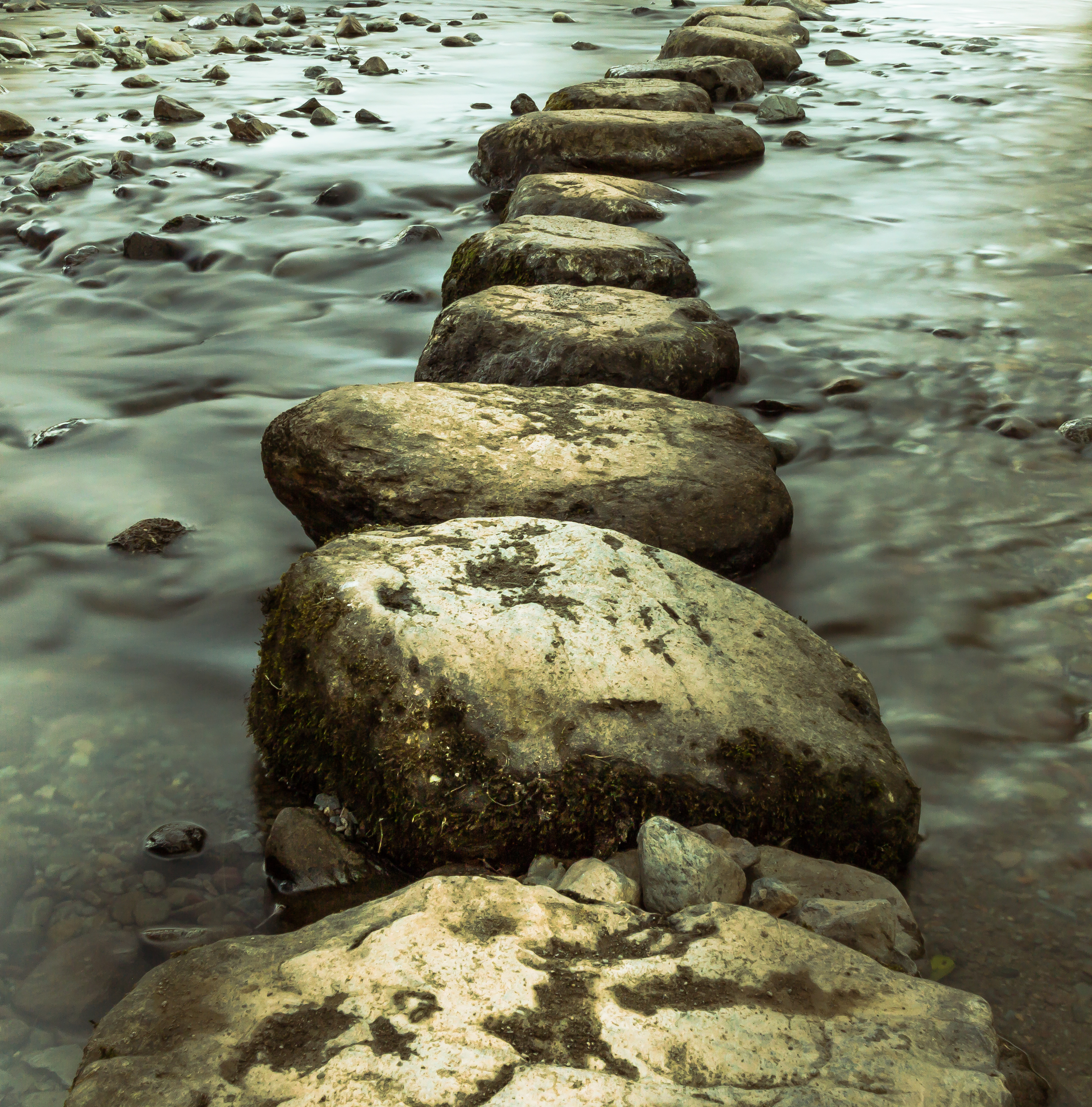"""""""Stepping Stones"""""""
