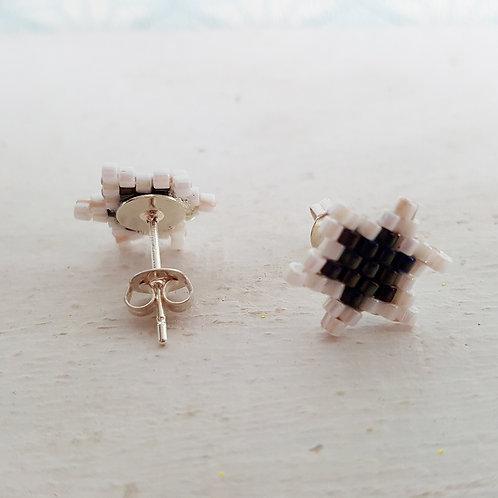 Boucles d'oreilles Etoiles