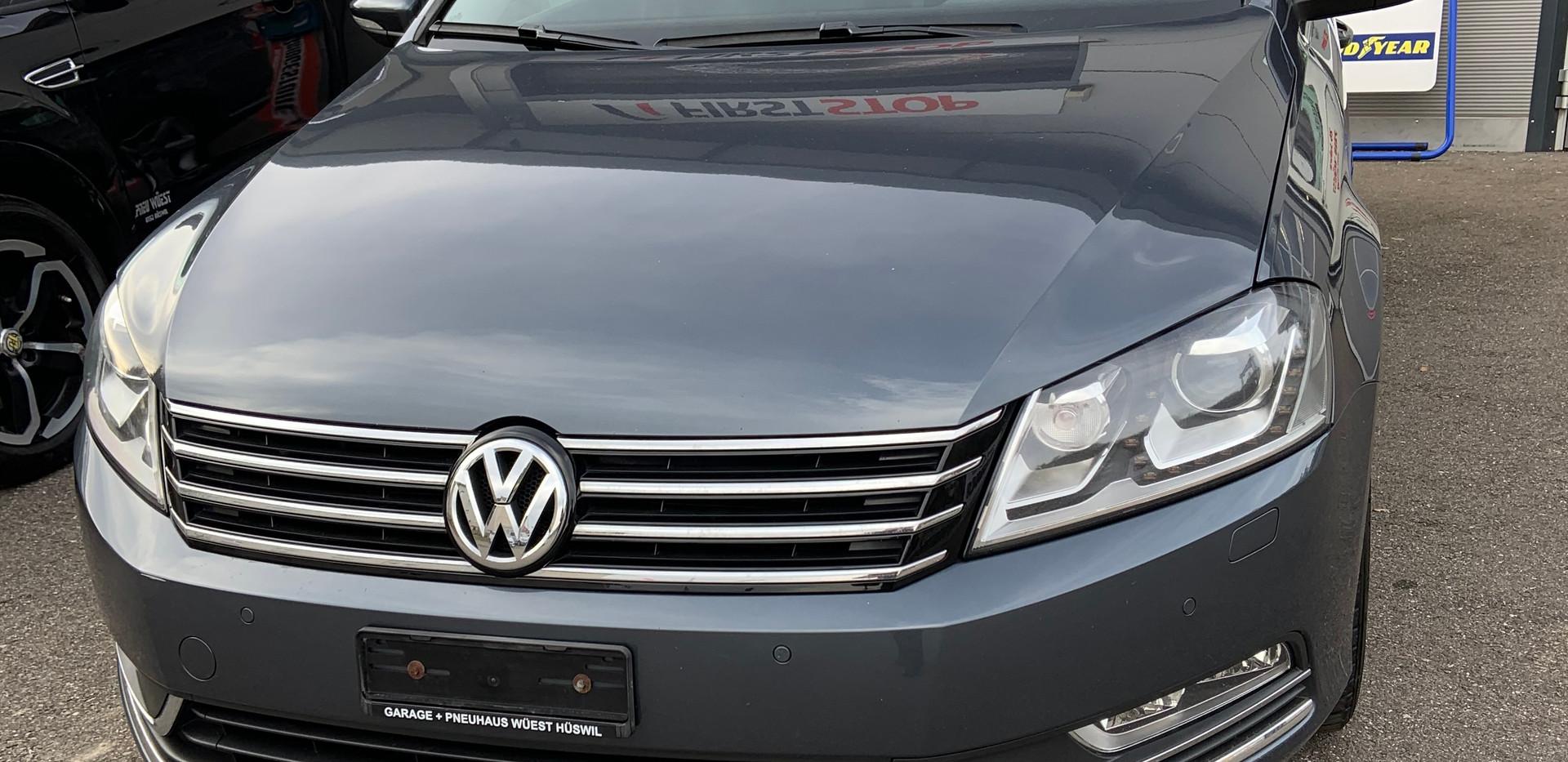 VW Passat V 2.0D