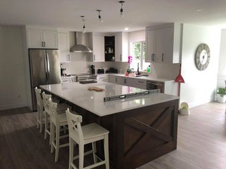 Completed Kitchen Renovation