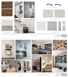 Surrey Home Renovation Concept Boards
