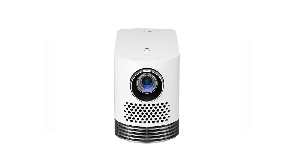 CineBeam Laser Smart Home Theater Projector  HF80LA