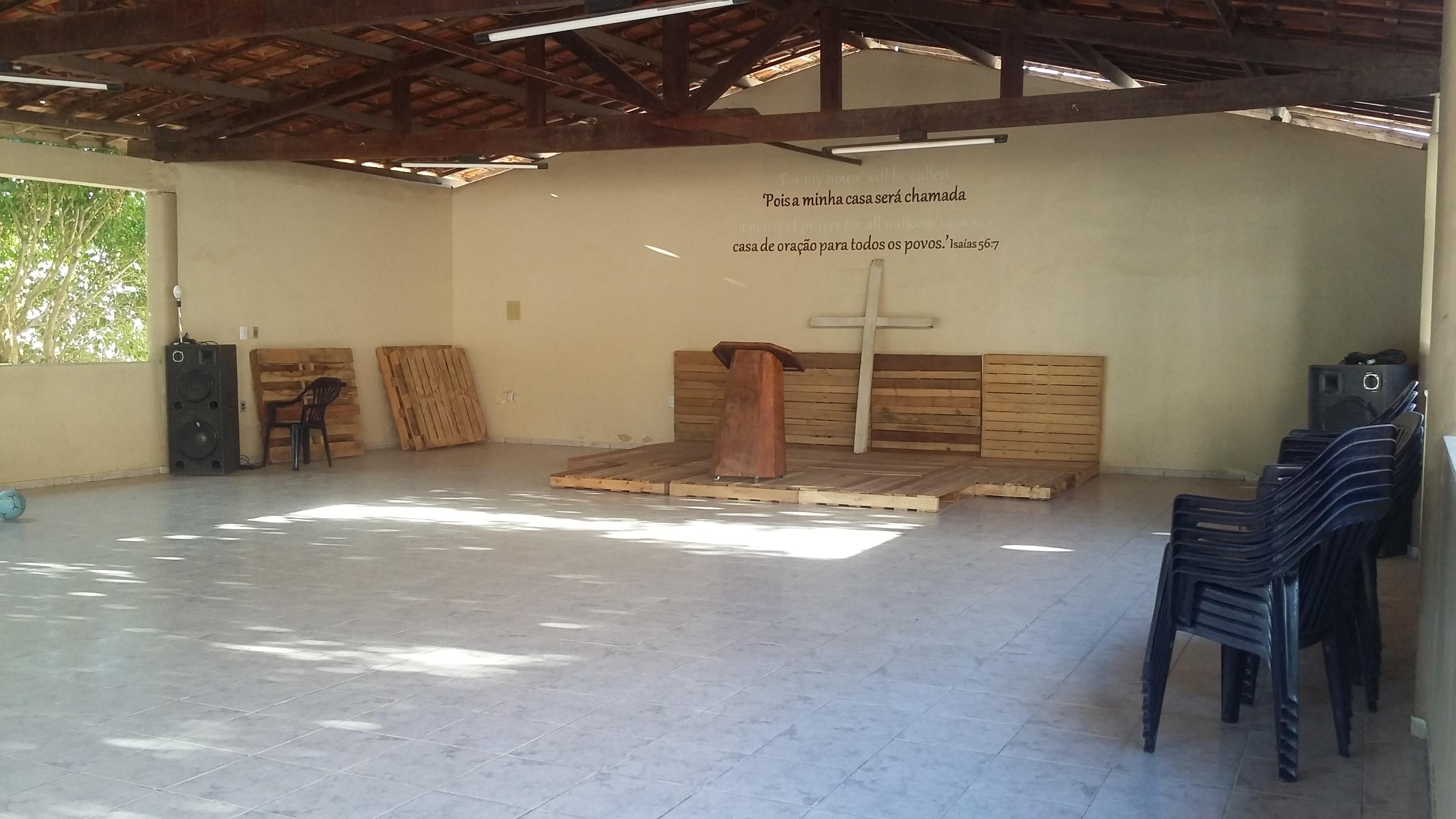 Capela Interno