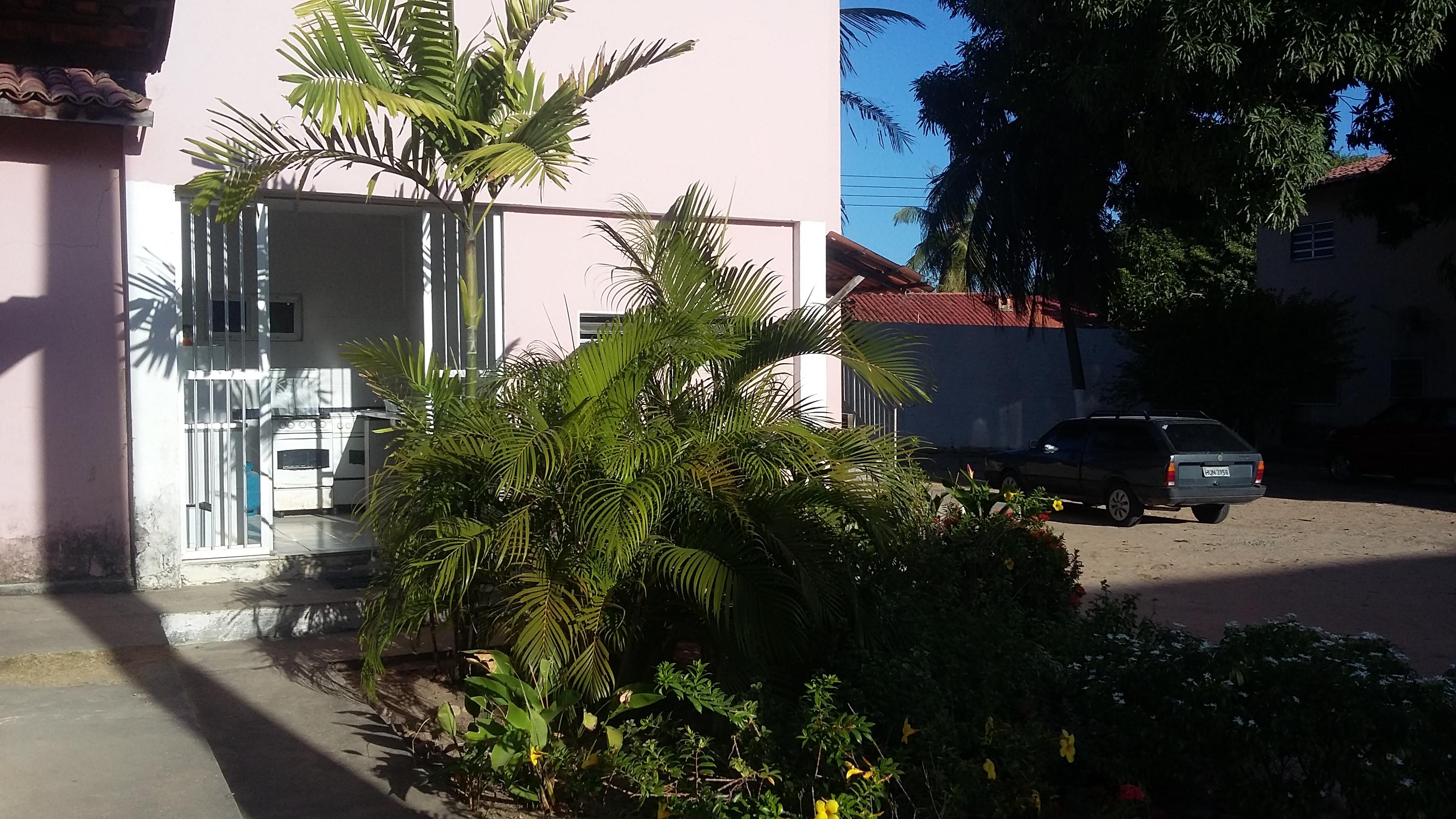 Jardim e Cozinha Externa