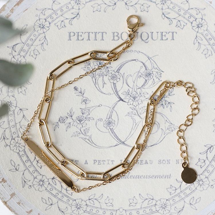Chic Chain Bracelet 2