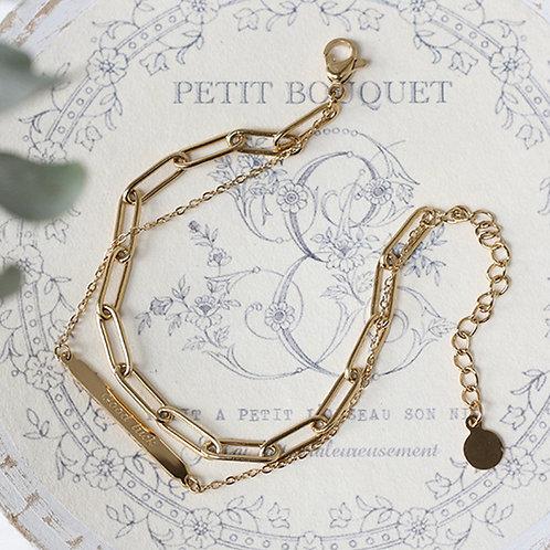 Chic Good Luck Chain Bracelet