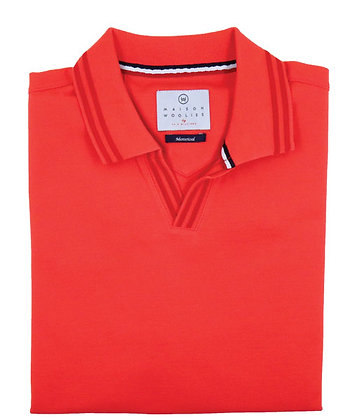 POLO MAISON WOOLIES MANCHES COURTES