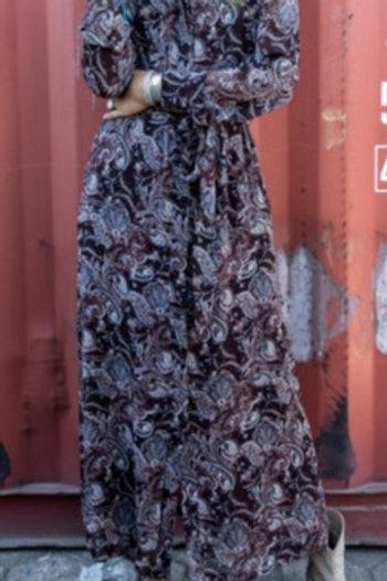 Robe longue Rosalie Freeman