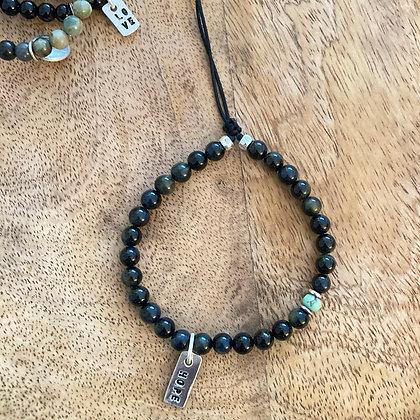Bracelet Homme *hope & onyx* Atelier K13