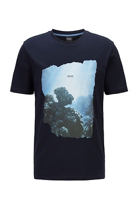T-SHIRT TNOAH HUGO BOSS