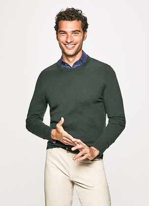 PULL HACKETT COL ROND 682 - HM702694