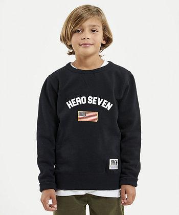 SWEAT H20540 JUNIOR HERO SEVEN