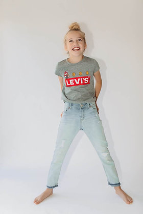T-SHIRT MARION GIRL JUNIOR LEVI'S