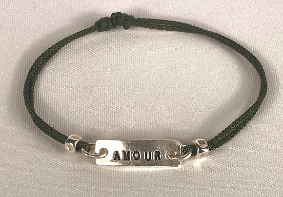 Bracelet Homme *Amour* Atelier K13