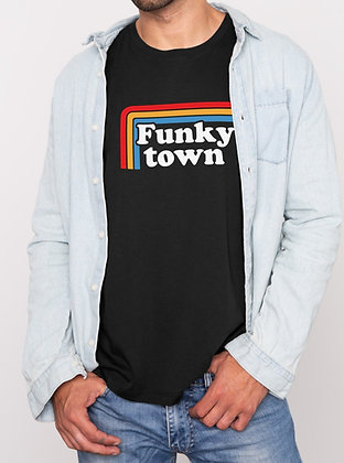 TEE SHIRT FUNKY TOWN FRENCH DISORDER
