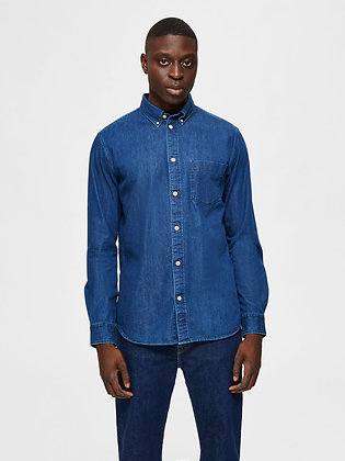 CHEMISE JEAN SELECTED