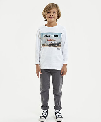 T-SHIRT H20508 JUNIOR HERO SEVEN