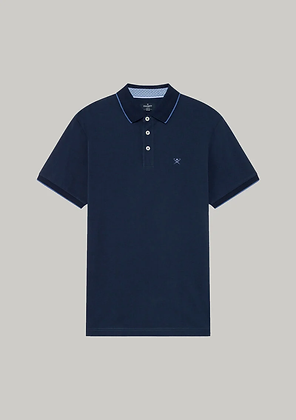POLOS HACKETT MANCHES COURTES