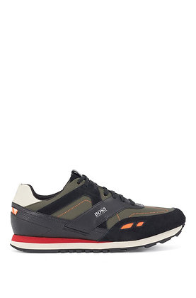 BASKETS PARKOUR RUNN LTRP HUGO BOSS