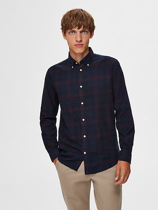 CHEMISE FLANELLE SELECTED