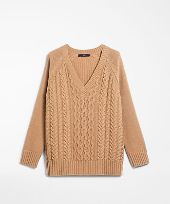 PULL TORSADE WEEKEND MAXMARA