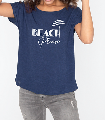 TEE SHIRT BEACH FRENCH DISORDER