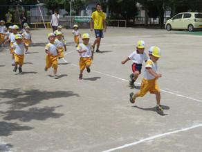年少 体育参観