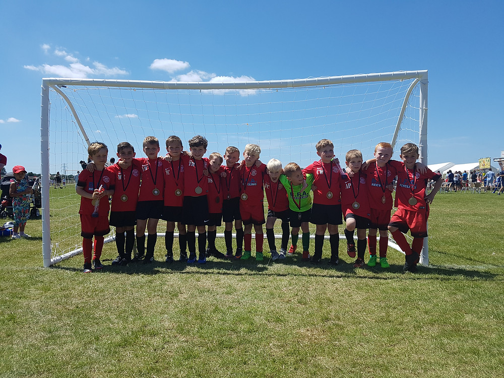 Byron Red Star FC Under 8's