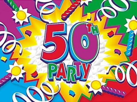Byron Red Star's 50th Birthday celebrations !