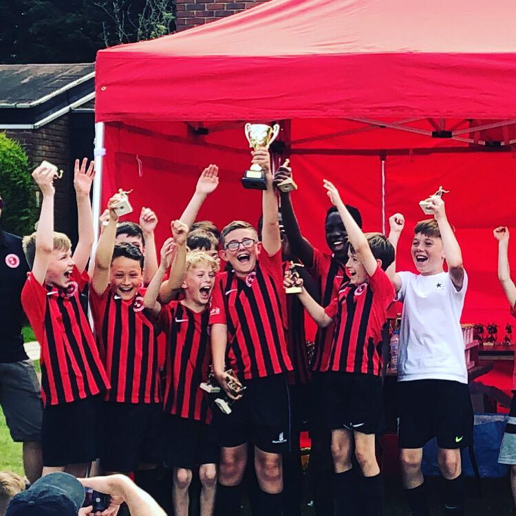 U11 Eagles Winners