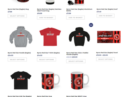 Launching our own Official Merchandise!