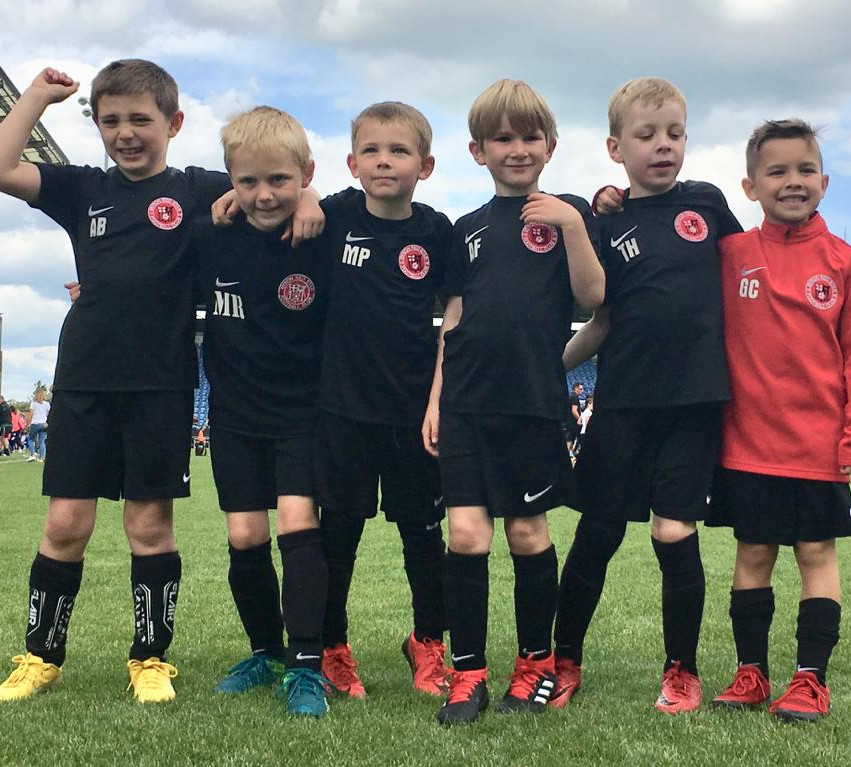U6 Merlins June 2019 - Hannakins Farm to