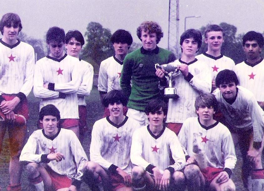 Byron Red Star U16 - 1981-82