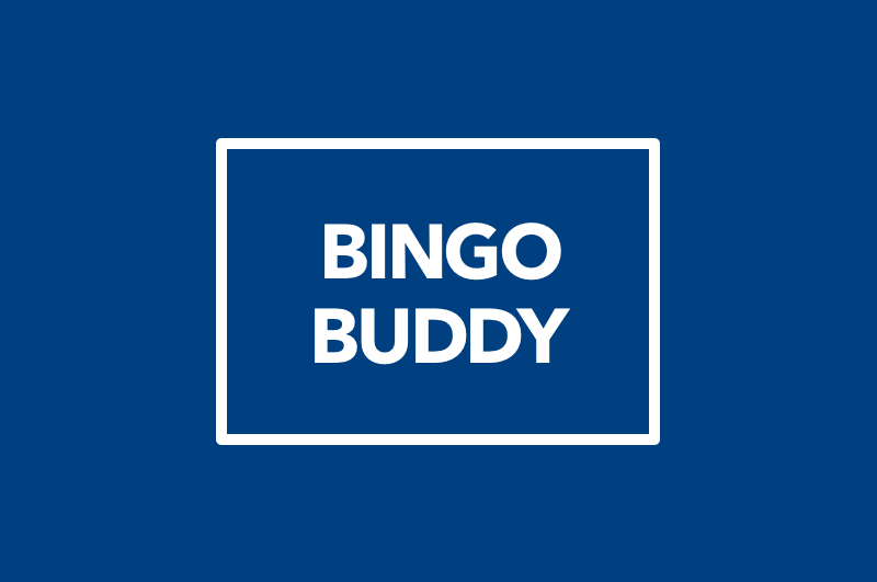 Bingo Buddy Program