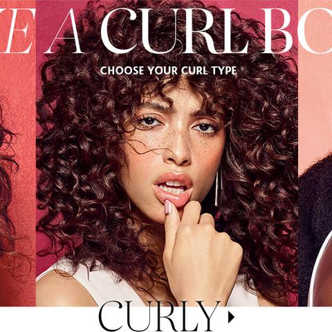 Curl Boss for Sephora