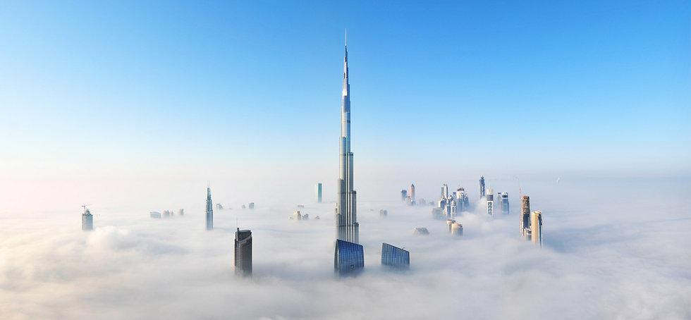 Heavenly Dubai