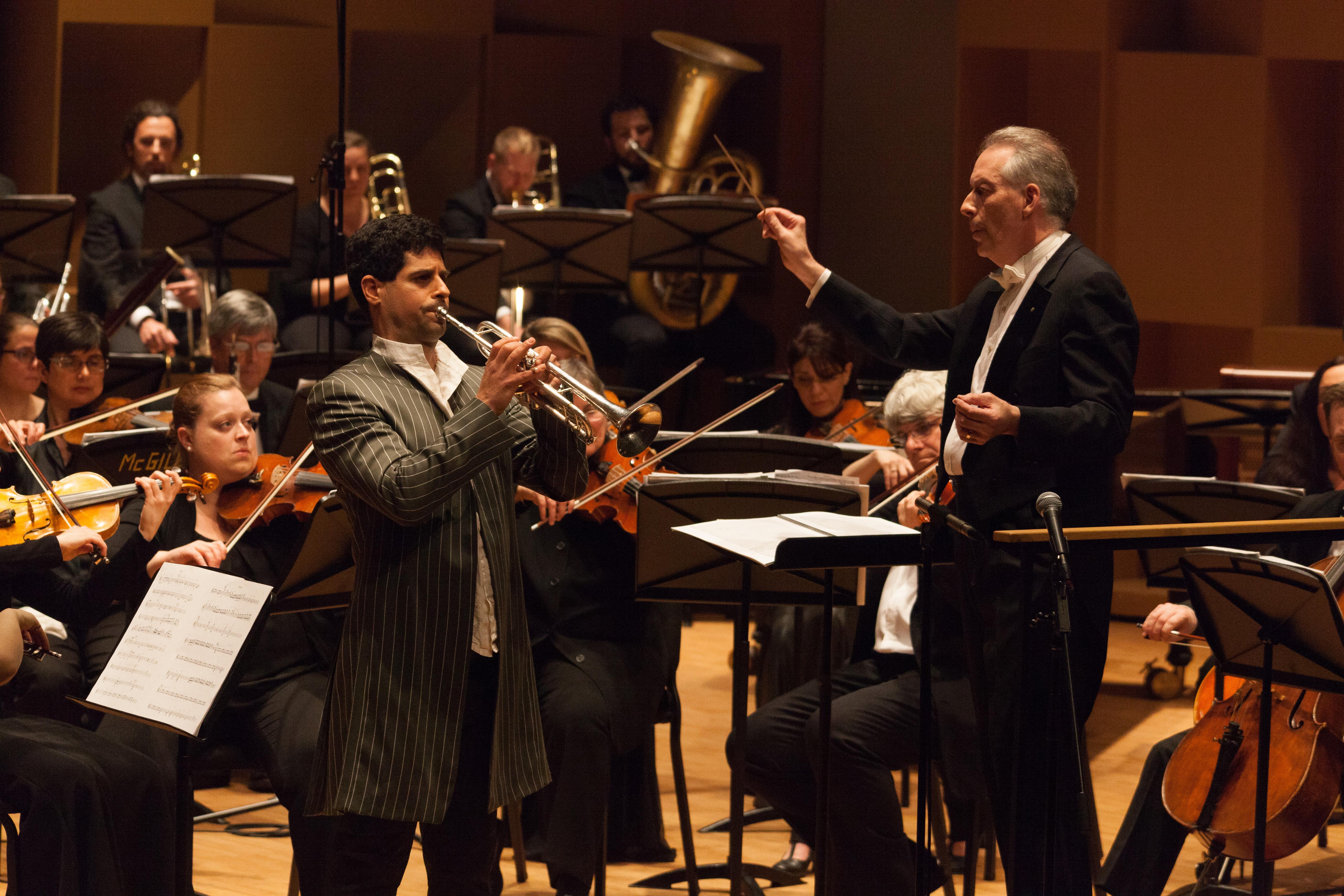 Fréderic Demers, solo trompette