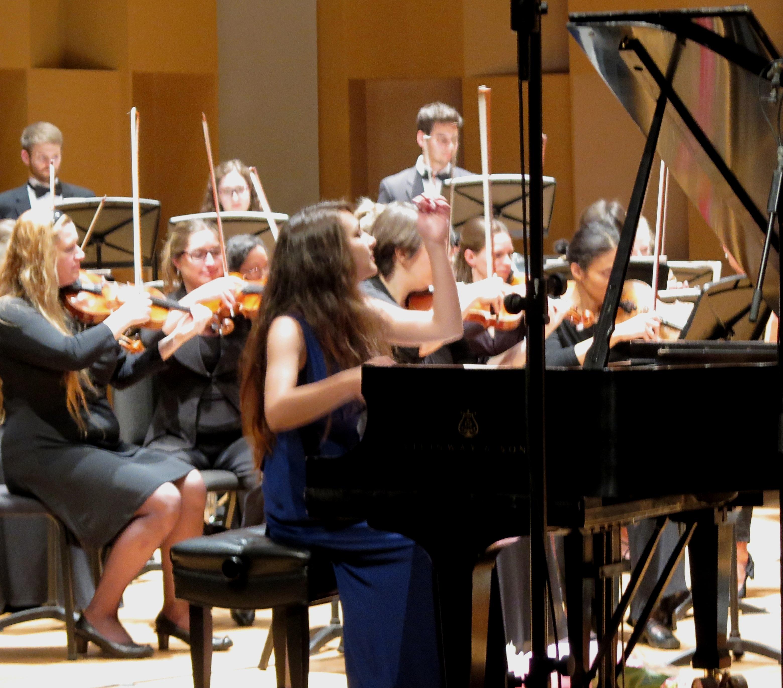 Concert 11 juin 2016 Salle Pollack