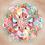 Thumbnail: מנדלת פרח החיים רקע חום