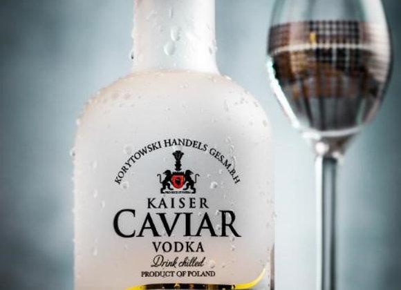 KaiserCaviar Vodka 200ml