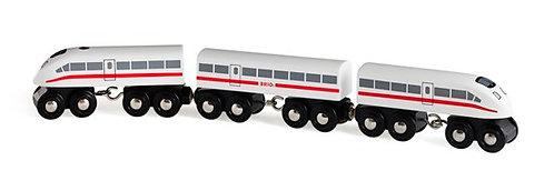 BRIO High Speed Train with Sound 3 Pcs