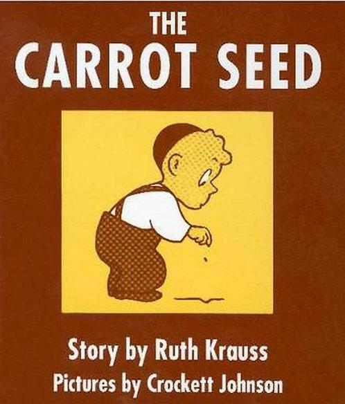 The Carrot Seed (Board Book)