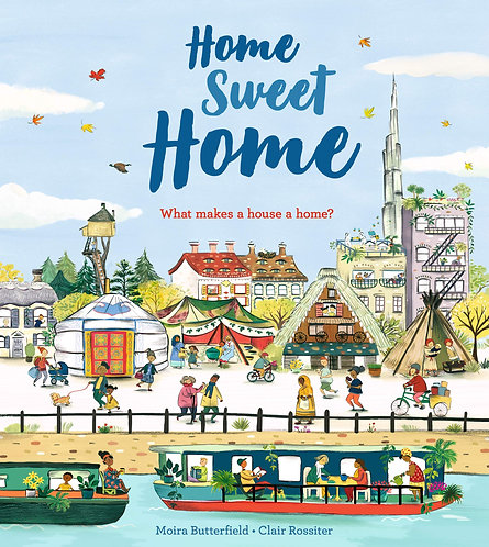 Home Sweet Home (Paperback)