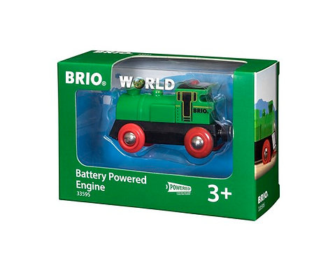 BRIO Battery Powered Engine with Light