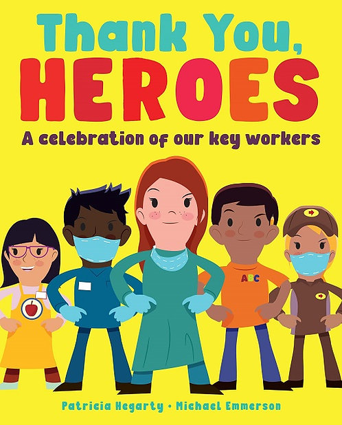 Thank You, Heroes (Hardcover)
